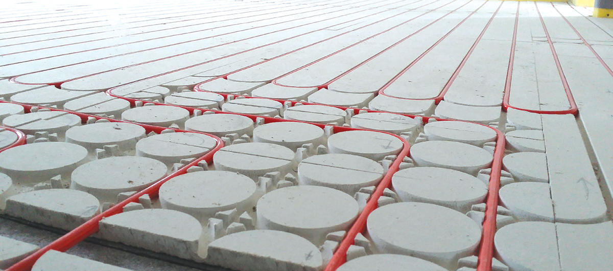 Radiant heating/ cooling